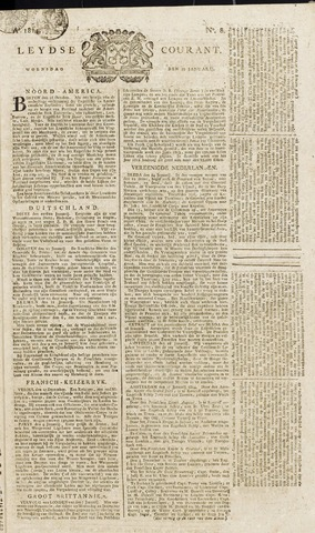 Leydse Courant 1814-01-19