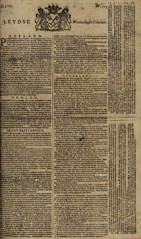Leydse Courant 1777-08-27