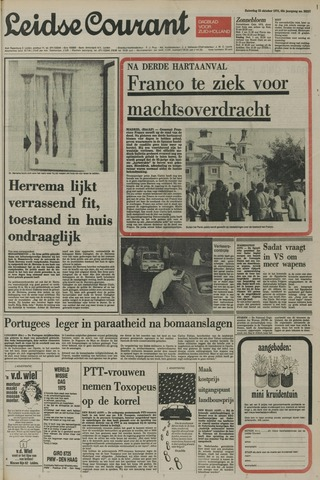 Leidse Courant 1975-10-25