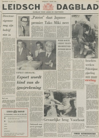 Leidsch Dagblad 1975-06-16