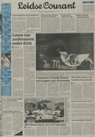 Leidse Courant 1992-11-13