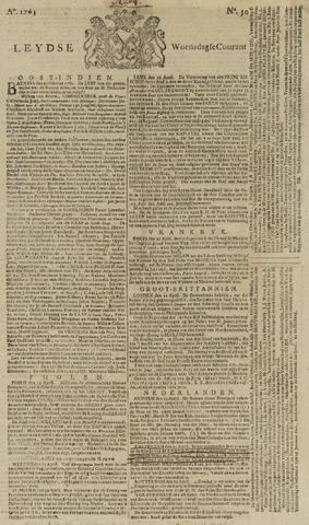 Leydse Courant 1763-04-27