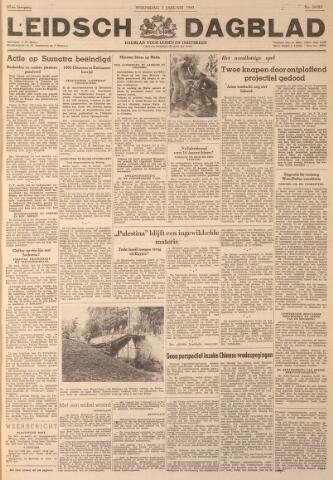 Leidsch Dagblad 1949-01-05