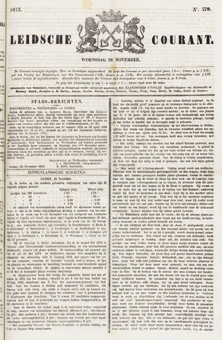 Leydse Courant 1873-11-26