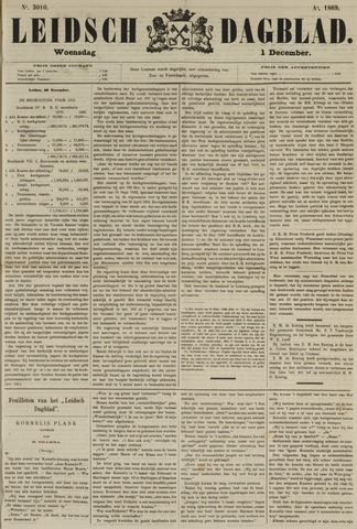 Leidsch Dagblad 1869-12-01