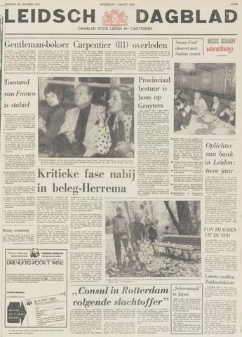 Leidsch Dagblad 1975-10-28