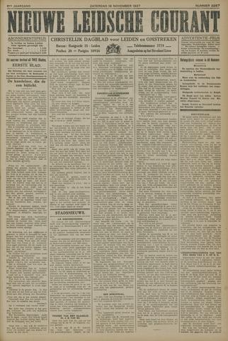 Nieuwe Leidsche Courant 1927-11-19