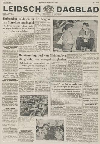 Leidsch Dagblad 1955-10-06