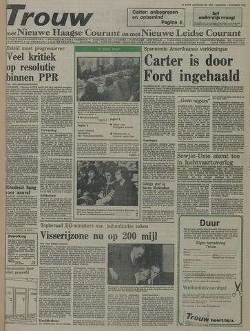 Nieuwe Leidsche Courant 1976-11-01