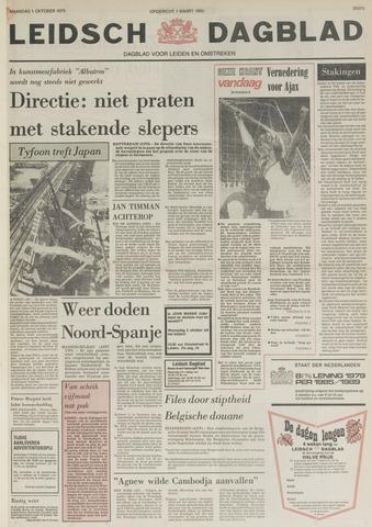 Leidsch Dagblad 1979-10-01
