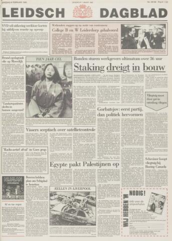 Leidsch Dagblad 1990-02-06
