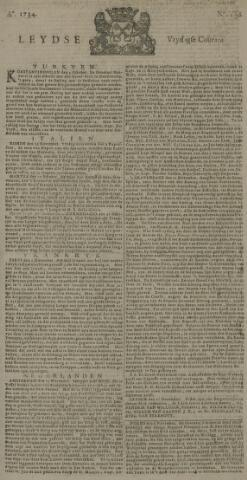 Leydse Courant 1734-11-12
