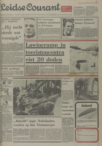 Leidse Courant 1975-04-07