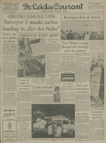 Leidse Courant 1967-09-11