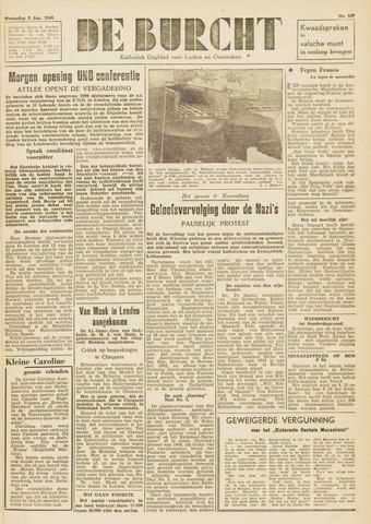 De Burcht 1946-01-09