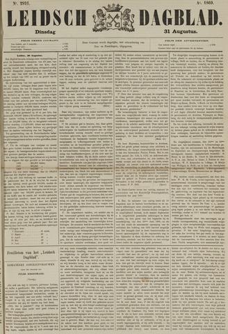 Leidsch Dagblad 1869-08-31