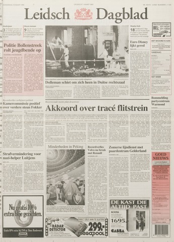 Leidsch Dagblad 1994-03-10