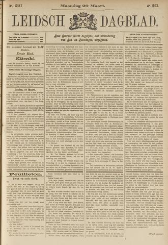 Leidsch Dagblad 1893-03-20