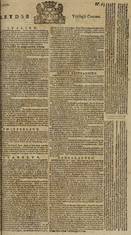 Leydse Courant 1751-06-18