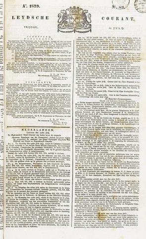 Leydse Courant 1839-07-12