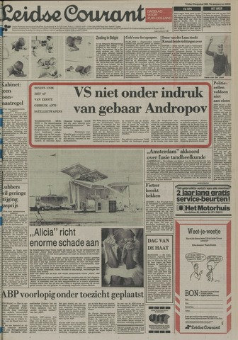 Leidse Courant 1983-08-19