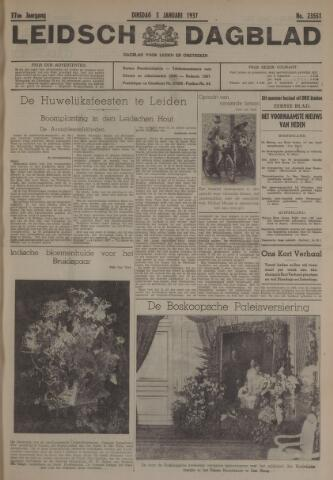 Leidsch Dagblad 1937-01-05