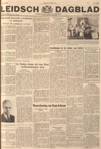 Leidsch Dagblad 1949-05-20