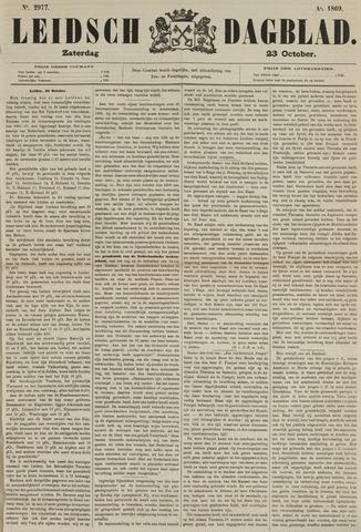 Leidsch Dagblad 1869-10-23
