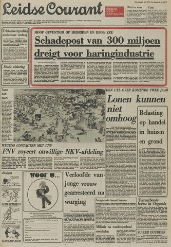 Leidse Courant 1977-07-06