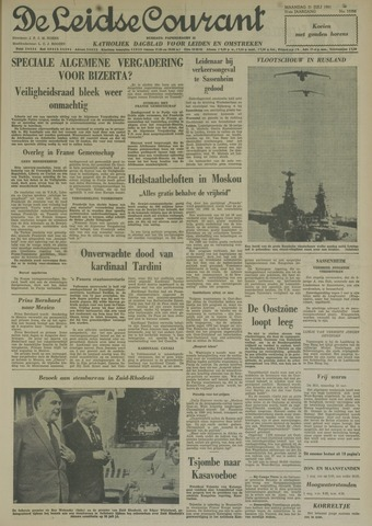 Leidse Courant 1961-07-31