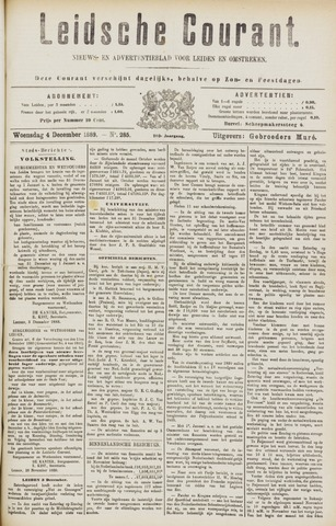 Leydse Courant 1889-12-04