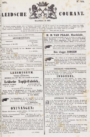 Leydse Courant 1871-05-15