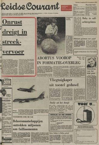 Leidse Courant 1977-08-13