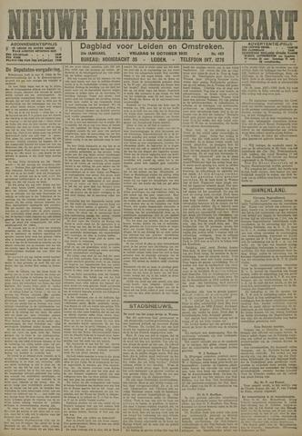 Nieuwe Leidsche Courant 1921-10-14