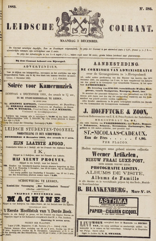 Leydse Courant 1883-12-03