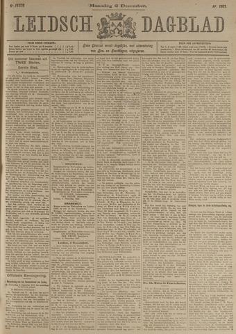 Leidsch Dagblad 1907-12-02