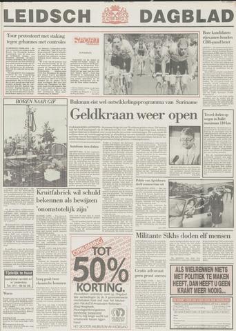 Leidsch Dagblad 1988-07-22