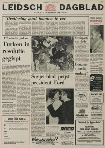 Leidsch Dagblad 1974-08-17