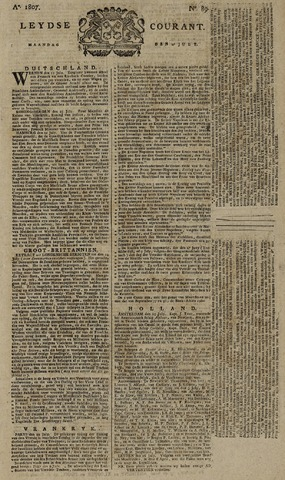 Leydse Courant 1807-07-27