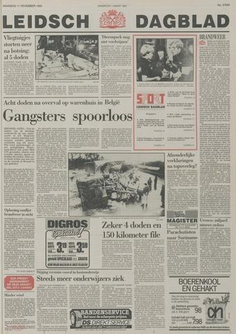 Leidsch Dagblad 1985-11-11