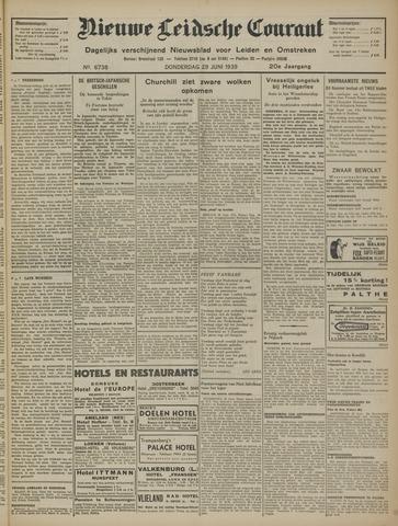 Nieuwe Leidsche Courant 1939-06-29