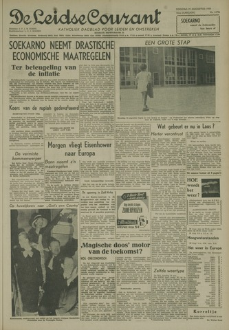 Leidse Courant 1959-08-25