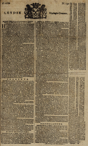 Leydse Courant 1779-10-29