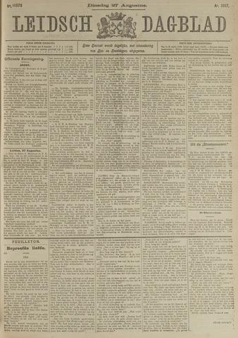 Leidsch Dagblad 1907-08-27