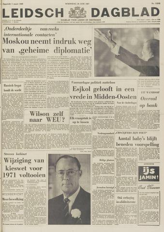 Leidsch Dagblad 1967-06-28