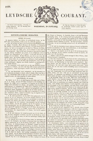 Leydse Courant 1850-01-30