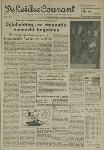 Leidse Courant 1960-01-15