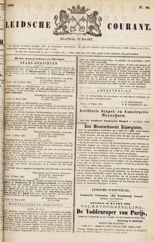 Leydse Courant 1883-03-19