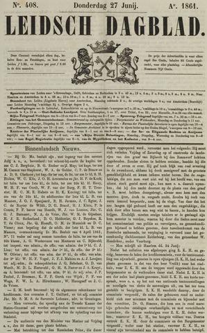 Leidsch Dagblad 1861-06-27