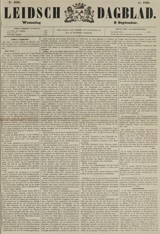 Leidsch Dagblad 1869-09-08